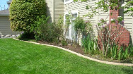 Landscape Curbing for worry-free maintenance in Surrey BC